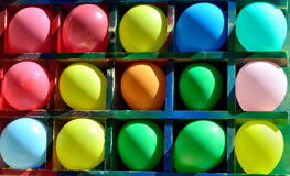 Luft Ballons Stockfotografie