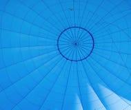 Luft baloon nach innen Lizenzfreie Stockbilder