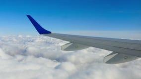 Luft-cloudscape stock video footage
