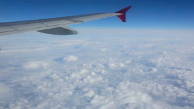 Luft-cloudscape stock video