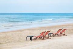 Luft för kusthavsstrand Royaltyfri Bild