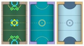 Luft-Hockey-Tabelle Lizenzfreie Stockbilder