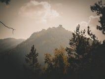 Luft och heltäckande Arkivfoton