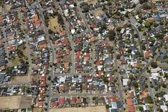 Luft- Süd-Australien Lizenzfreies Stockfoto