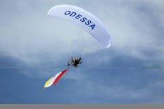 Luft von Odessa Stockfoto