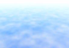 Luft-Wasser Hintergrund lizenzfreie abbildung