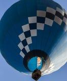 Lufta ballongen Fotografering för Bildbyråer