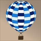 Lufta ballongen Royaltyfri Foto