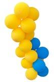 Lufta ballonger Royaltyfria Bilder