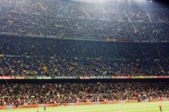 luftar fotboll Royaltyfria Bilder