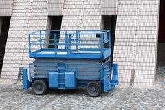 Luftarbeit-Plattform Stockfoto