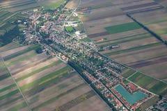 Luftaufnahme Stockfotografie