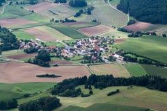 Luftaufnahme / aerial photo Royalty Free Stock Photography