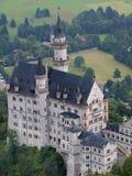 Neuschwanstein-Schloss Lizenzfreies Stockbild