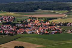 Luftaufnahme/foto aérea Imagens de Stock