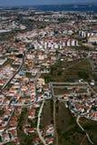 Luftaufnahme von Portugal Lizenzfreies Stockfoto