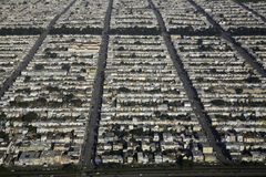 Luftaufnahme von San Francisco Stockfotografie