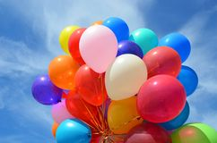 Luftballon Lizenzfreies Stockbild