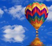 luftballong Royaltyfri Foto