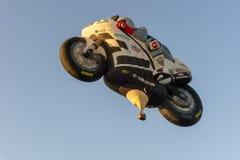 Luftballong för motorisk cirkulering arkivfoton