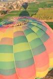 luftballong varma egypt Fotografering för Bildbyråer