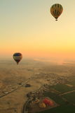 luftballong varma egypt Royaltyfri Bild