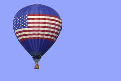 luftballong varma USA Arkivfoto