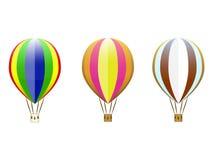 Luftballonger vektor illustrationer