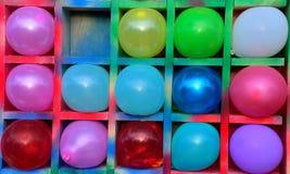 Luftballons Arkivfoton