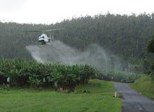 Luftbanane, die Tully, Queensland, Australien sprüht Stockfoto