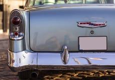 1956 luftbel chevrolet Royaltyfria Foton