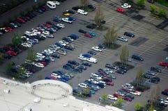 Luftbildfotografie/Kabine Stockbilder