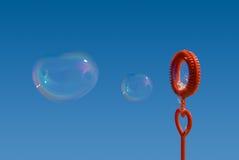 Luftblasen stockfotos