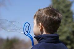 Luftblasen Lizenzfreies Stockfoto