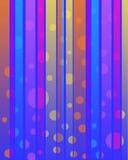 Luftblasen-Farbe Lizenzfreie Stockfotografie
