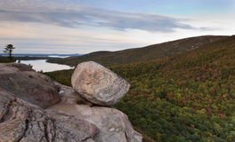 Luftblasen-Felsen Stockfotografie