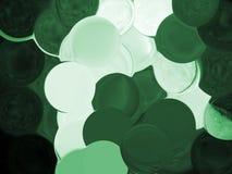 Luftblasenhintergrund Stockfotografie
