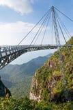 Luftbro i Malaysia royaltyfria bilder