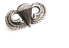Luftburna vingar för USA-armé Royaltyfria Bilder