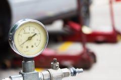 Luftdruck Lizenzfreies Stockfoto
