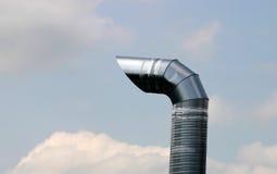 Lufteinlass Stockfoto