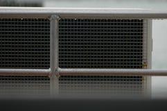 Lufteinlauf in industrielle Klimaanlage Lizenzfreie Stockfotografie