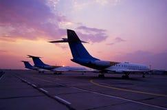 Luftfahrt Lizenzfreies Stockfoto