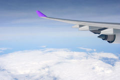 Luftfahrt Lizenzfreie Stockfotografie