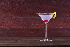 Luftfahrt-Cocktail lizenzfreie stockbilder