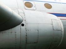 Luftfahrt masert Überzug von Flugzeugen und von Hubschrauber stockbild