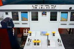 Luftfahrtsimulator für Piloten stockfoto