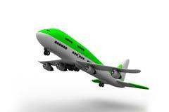 Luftflugzeug Lizenzfreie Stockfotos