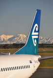 luftflygplan christchurch New Zealand arkivfoton