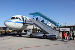 luftflygplanporslin Arkivfoto